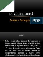 Reyes de Judá
