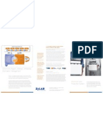 eDiscovery Trifold