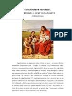 Sacerdozio e pedofilia Intervista a Gesù di Nazareth