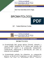 1º BROMATOLOGIA