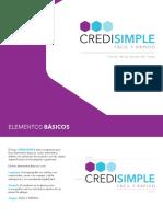 manual de aplicacion de marca - credisimple