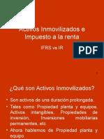 Activos+Inmovilizados+e+Impuesto+a+la+renta