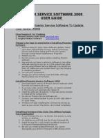 Phoenix User Guide