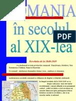 Romania in Sec XIX