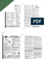 Micro Spy XS1 Manual
