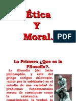 Presentacion de Etica y Moral