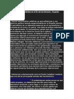 Augusto TorchSon - Católicos y Nacionalistas en El Fin de Los Tiempos