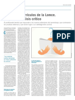 Analisis curriculo LOMCE