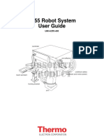 A255 Robot System User Guide