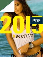 Invicta 2015 Watch Calendar