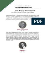 HistoriaDeLaMedicinaNatural II