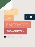 Emigrar - eBook Guia Emigracao