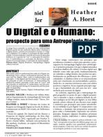 Antropologia Digital