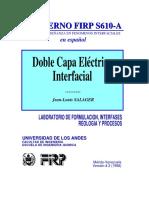 Doble Capa Electrica