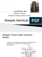 Simple Vertical Boiler