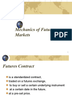 Chapter 3.1 Mechanics of Futures Markets