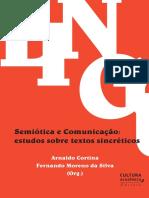 Semiótica e Comunicação - Estudos Sobre Textos Sincréticos