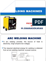 5. Arc Welding Machine