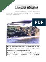 Geometría 3° año II Volumen 2007