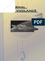 Eternal Vigilance (UFP Sourcebook) - Volume 2