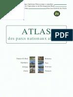 Atlas Des Parcs Nationaux - Algerie