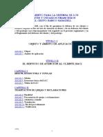 Reglamento SAC Sabadell