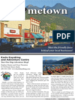 Hometown - Kaslo & Area