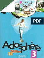 Adosphère 3. Couverture Et Intro