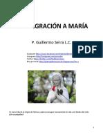 33 Días Consagración a María Del P. Guillermo Serra LC