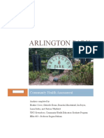 arlington park final portfolio