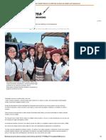 17-02-16 CumpleClaudia Pavlovich con uniformes escolares de calidad y con transparencia - El Reportero