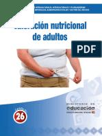 Valoración Nutricional - Educacion Bolivia