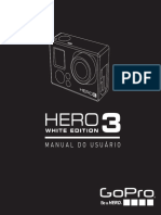 Hero3 Manual White Portugues