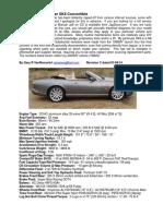 2003-2005 Jaguar XK8