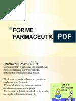 Forme Farmaceutice 1