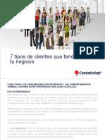 7 Tipos de Clientes Que Tendra Tu Negocio