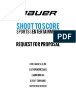 request for proposal communications plan  mock