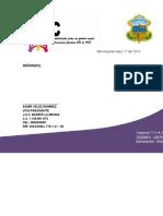 Carta Defensoria Certificacion