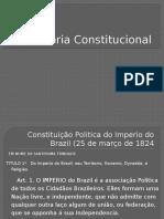 História Constitucional