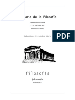 Historia de la Filosofía,  Autor