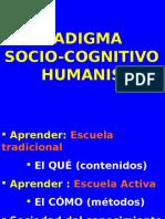 2016. Paradigma Socio Cognitivo Reducido 2016 Este