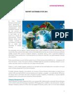 Raport de Sustenabilitate 2014 Telekom