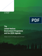 The United Nations Environment Programme and the 2030 Agenda.pdf