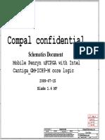 HP Pavilion DV4 - COMPAL LA-4105P JAL50 - REV 1.0.pdf
