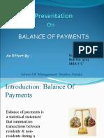 Balance of Payment10