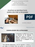 Inspeccion Por Ultrasonido