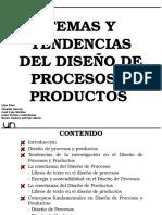 Temas y Tendencias en La Enseñanza Del Proceso y El Diseño de Producto