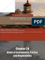 Business Law and the Legal Enviornment
