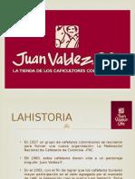Presentaciónjuan Valdez