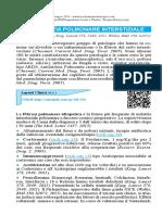57qcap39 Par17 Malattia Polmonare Interstiziale
